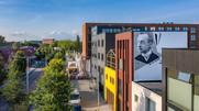 Mural Mr. H.f. De Boer Deventer