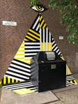 Mural Burenproject Podhoofd Deventer