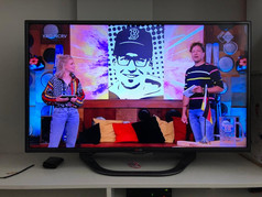 Tape Art workshop op TV bij ZappLive