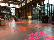 Tape Art Rabobank Event