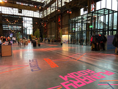 Tape Art Rabobank Event