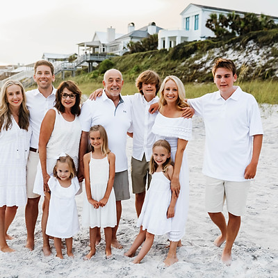 Megan Family Beach Session