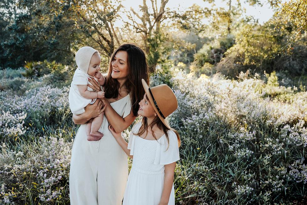 Madelyne, Sullivan & Scarlette Photo Ses
