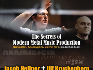 The Secrets Of Modern Metal Music Production