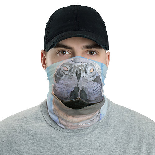 Double Ended Face Shield | Hippo & Cow