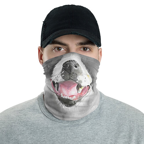 Double Ended Face Shield | Boston Terrier
