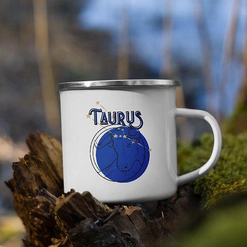 Taurus Zodiac | Enamel Mug
