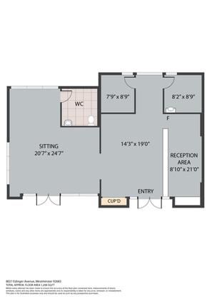 2D or 3D Floor Plans