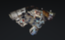 BirdsEye VR 3D Tour - Dollhouse View