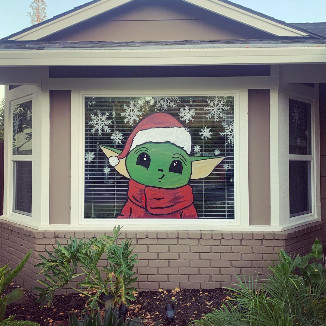 Residential | Baby Yoda