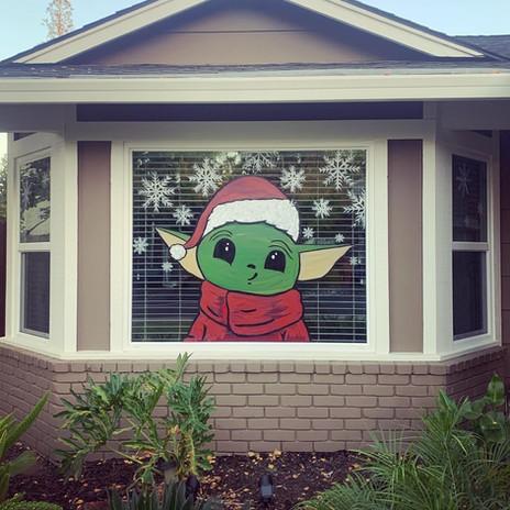 Residential   Baby Yoda