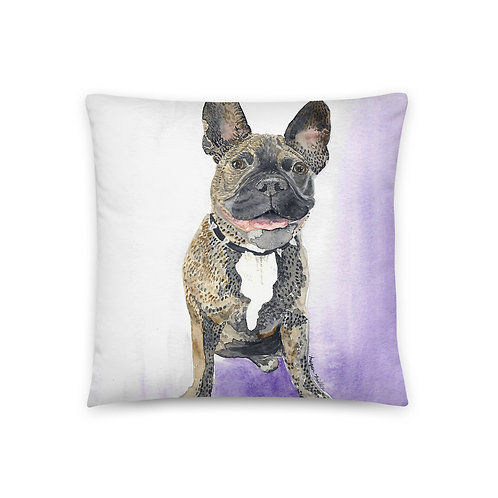 Frenchie | Pillow