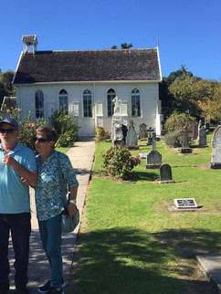 The Oldest Working Church In New Zealand