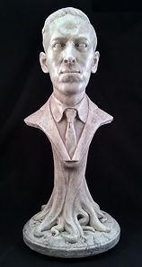 H. P. Lovecraft Bust
