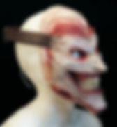 New 52 Joker Painted Mask