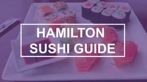 Coworking tips: Best sushi within 500 metres of Soda Inc