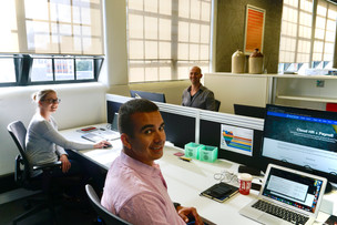 Coworking profile: Synchrony Global