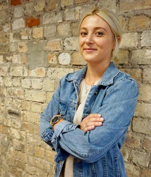 Coworker profile: Xanthe Garahy