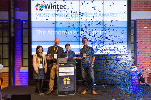 Future Trends the theme, Innes48 Business Startup Competition the platform