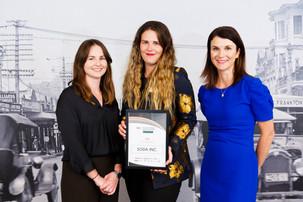 Soda Inc. announced as Westpac Waikato Business Awards finalist