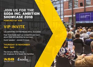 A chance to learn from and celebrate entrepreneurial journeys