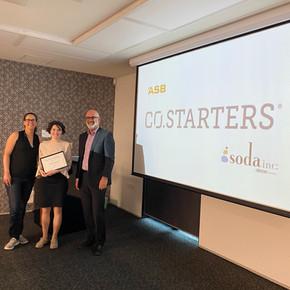 New graduate from Sodas Co.Starter Business Fundamental Course - Amélie