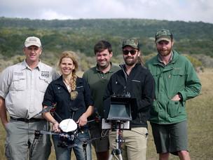 Raglan Drone Company Aeronavics Helps Save Rhinos