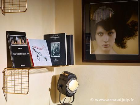 Mon corner shop bibliothèque galerie