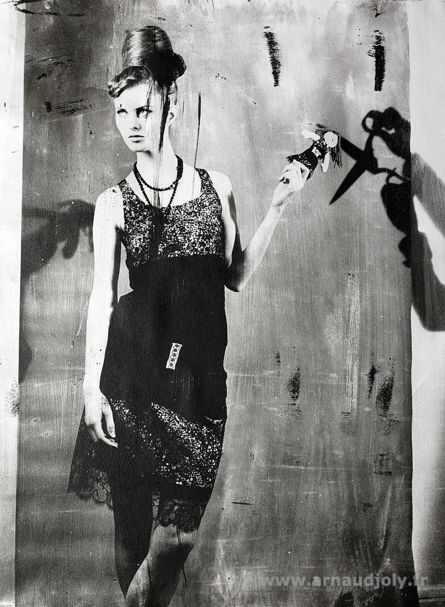 Black & white experimental