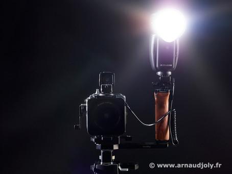 Photographier avec le flash Profoto A1 en mode manuel sans flashmètre