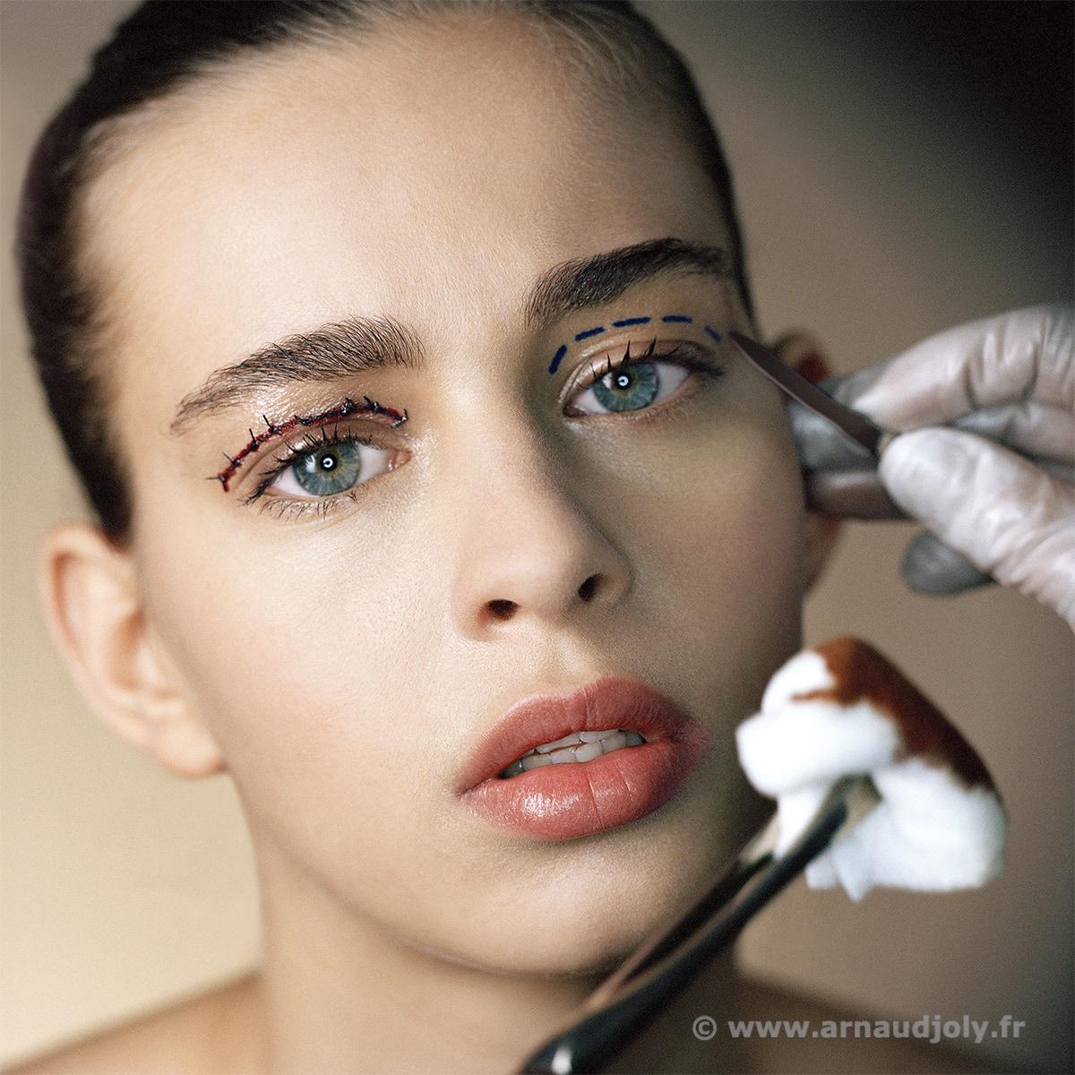 Hard relooking beauty system