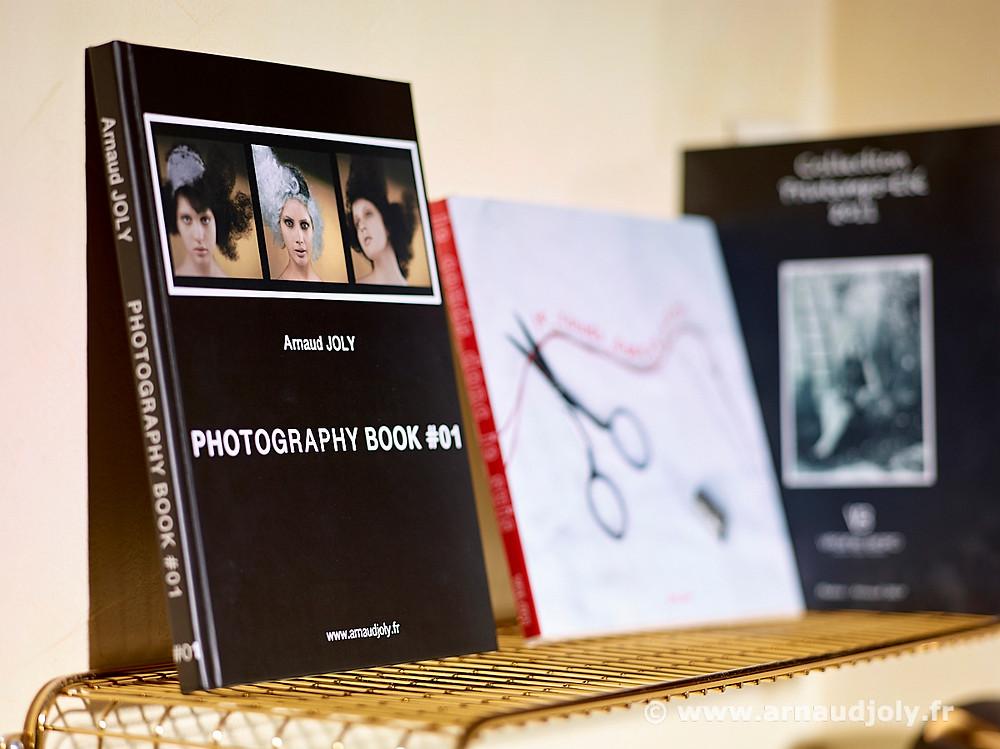 Book photo de Arnaud JOLY photographe