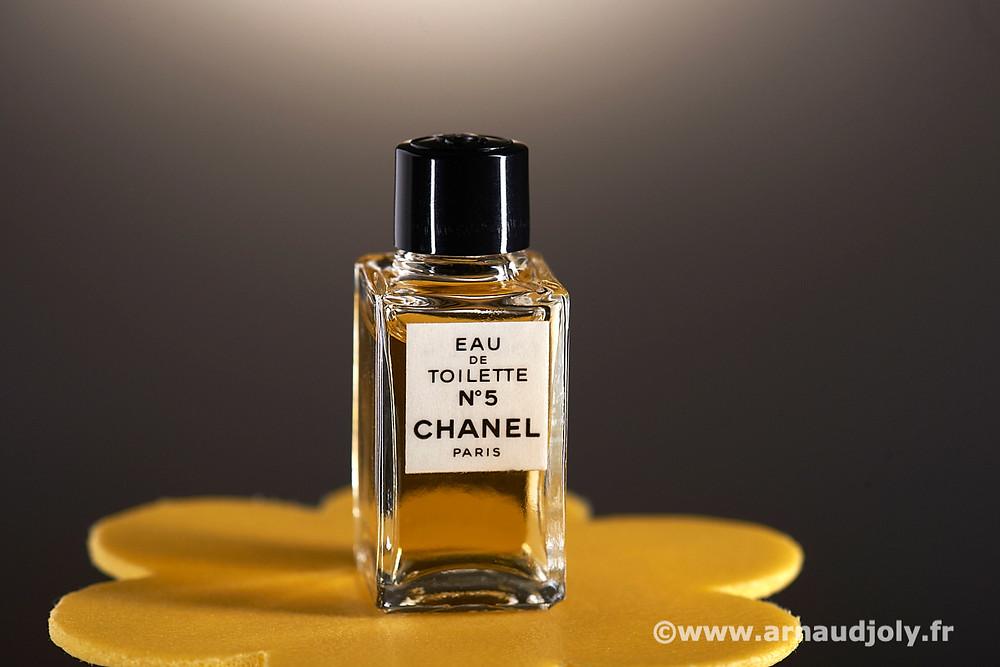 Chanel eau de toilette n°5 Paris