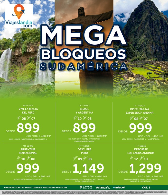 Bloqueos_Sudamérica