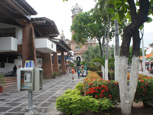 Tour por la ciudad desde Puerto Vallarta hacia Mismaloya