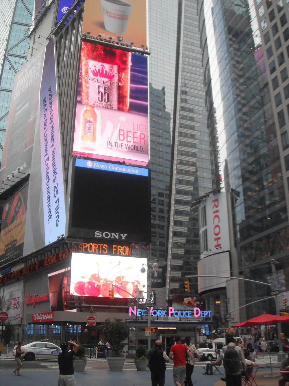 Viajes Internacionales, Nueva York, Reservaciones de hotel