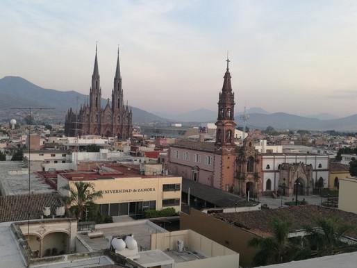Visitando Zamora Michoacán México