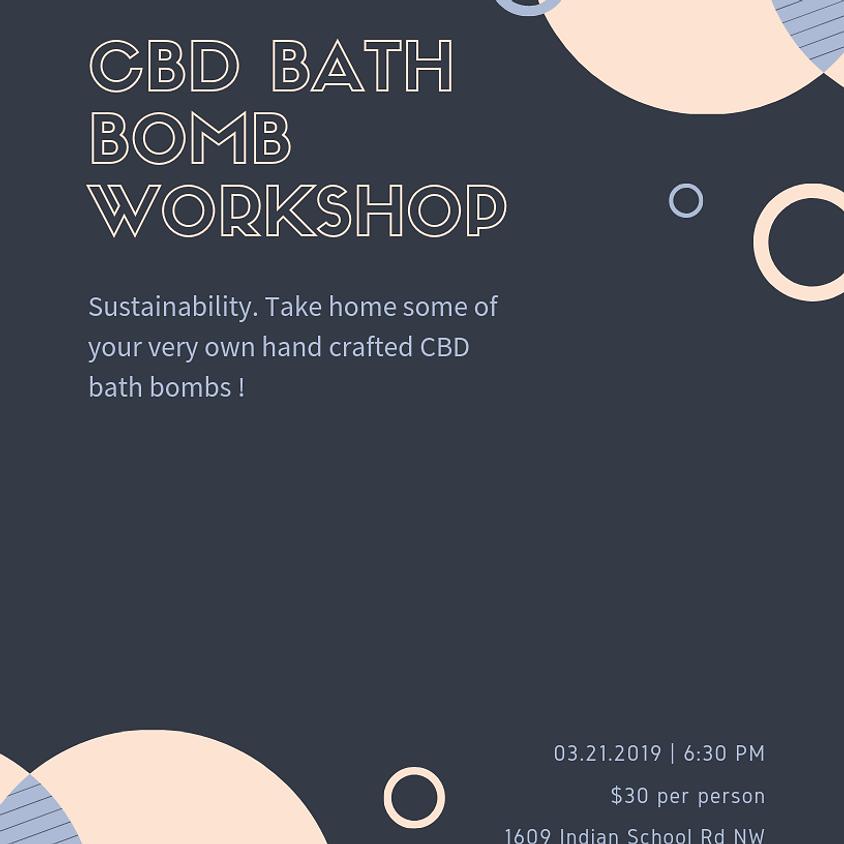 Balancing Bath Sphere Workshop