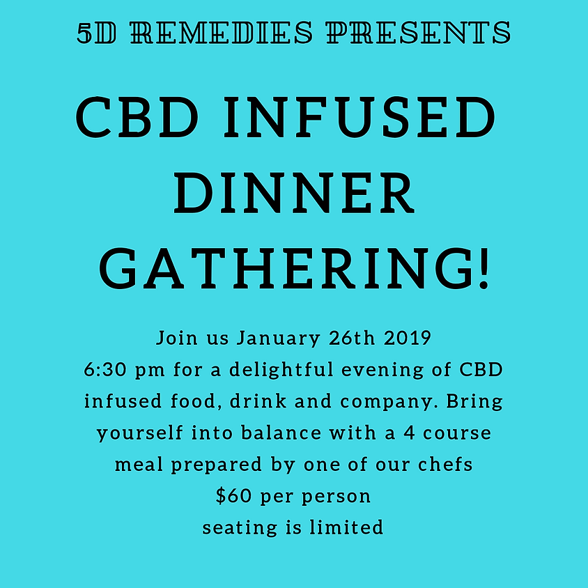 CBD Pop-up Dinner (1)