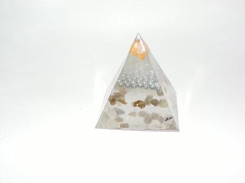4 sided Orgonite Pyramid