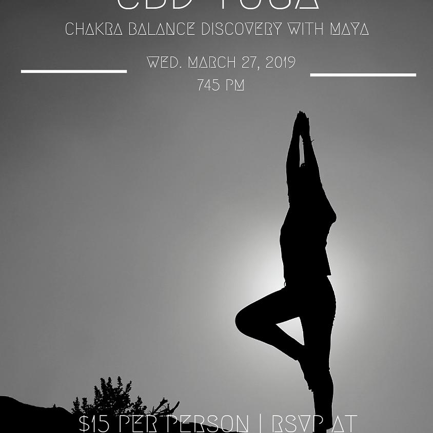 Chakra Balance Discovery YOGA by Maya (1)