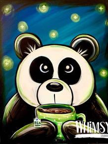 Green Tea Bear