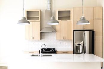 Modern new kitchen