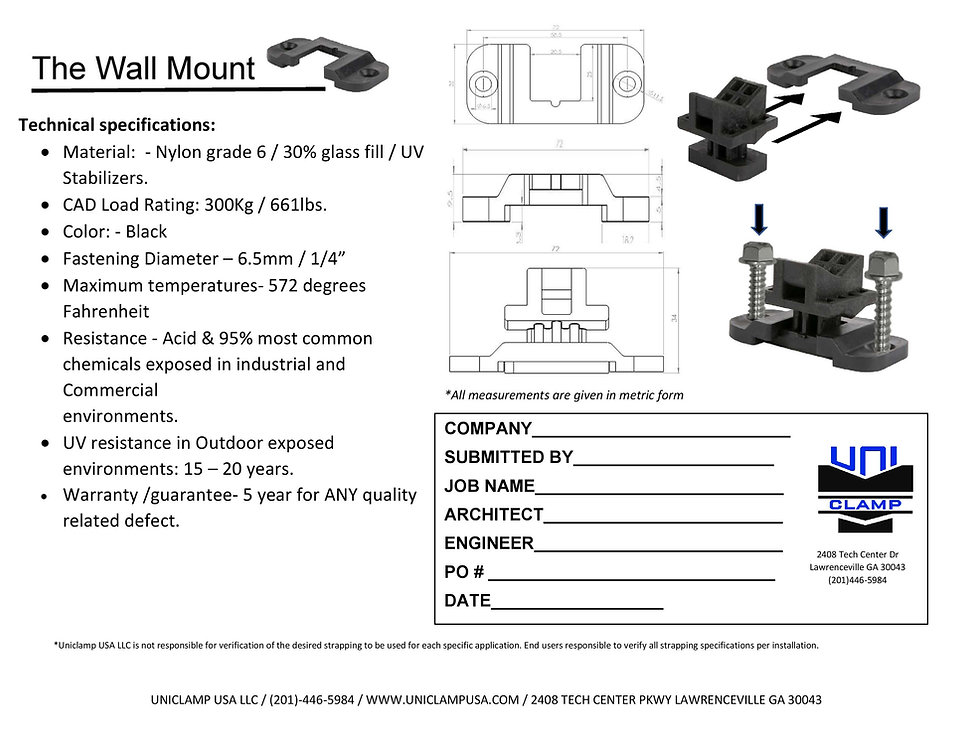 Wall Mount Submittal form -page-001 (1).