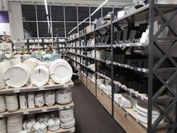 Haushaltsartikelverkauf - Sonderanfertigung - Shop-in-Shop