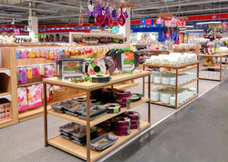 Haushaltsware-Geschirr-Kerzenshops Shop-in-Shop-Konzepte