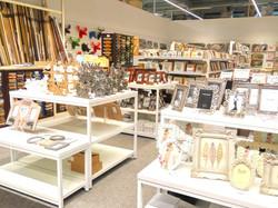 Ladeneinrichtungen für Bilderverkauf, Bilderrahmenverkauf, Souvenir-Shops