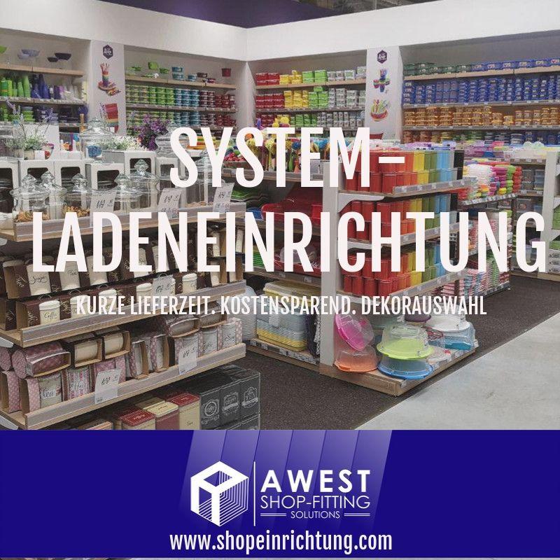 Online-Shop für System Ladeneinrichtung