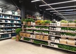 Regalsystem DEKO - perfekt fürKerzenshops, Garten- und Gartenaccessoireshandel