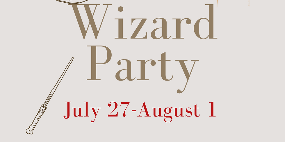 Wizard Party Week